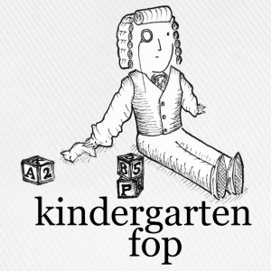 kindergarten fop badges - small - Baseball Cap