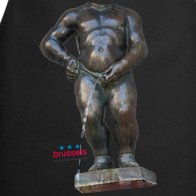 mannekenpis Big Real 小便小僧 2017