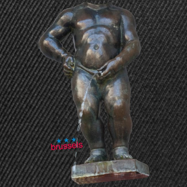 REAL BiG mannekenpis |♀♂