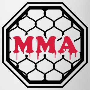 MMA - Mixed Martial Arts - Octagon T-Shirts - Mug