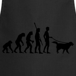 evolution_dog Felpe - Grembiule da cucina