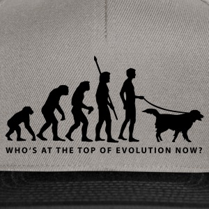 evolution_dog_b Bluzy - Czapka typu snapback