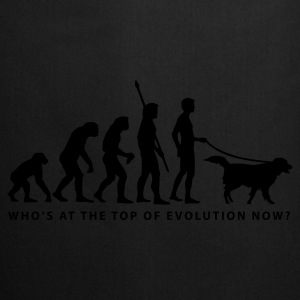 evolution_dog_b Torby - Fartuch kuchenny