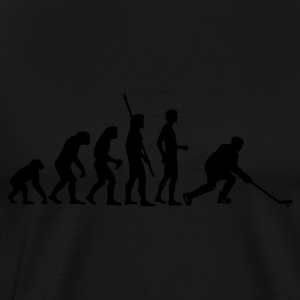 evolution_eishockey Tröjor - Premium-T-shirt herr