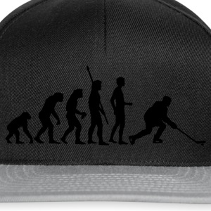 evolution_eishockey Felpe - Snapback Cap