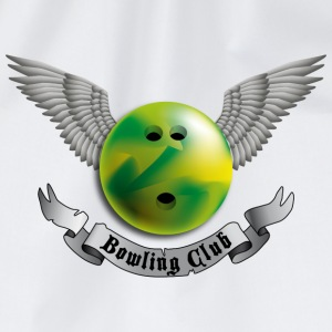 bowling_club_c Bottles & Mugs - Drawstring Bag