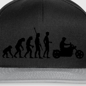 evolution_biker Sweaters - Snapback cap