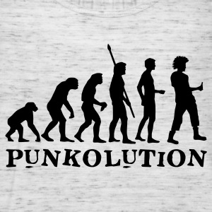 evolution_punk_b Bluzy - Tank top damski Bella