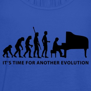 evolution_pianist_b Bluzy - Tank top damski Bella