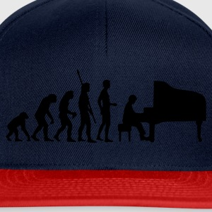 evolution_pianist Tröjor - Snapbackkeps