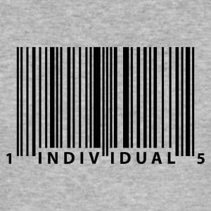barcode_individual Sweaters - slim fit T-shirt