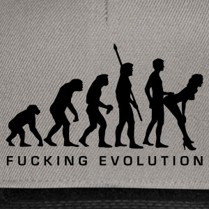 fucking_evolution Hoodies & Sweatshirts - Snapback Cap