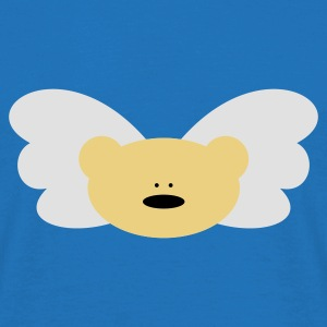 Teddy Angel Wings - Men's T-Shirt