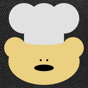 Teddy Chef - Snapback Cap