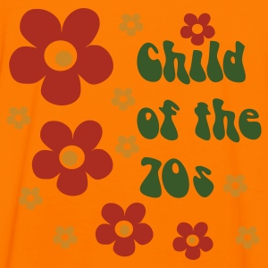 Marron Child of the 70s Sweatshirts - T-shirt contraste Homme