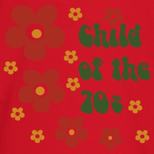 Rot Child of the 70s Pullover - Baby Langarmshirt