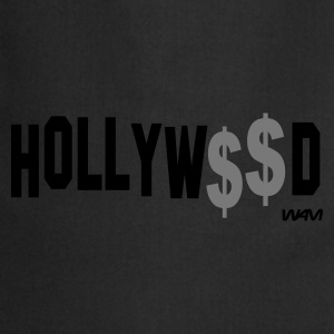 Negro hollywood money by wam Sudadera - Delantal de cocina