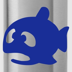 fish - Water Bottle