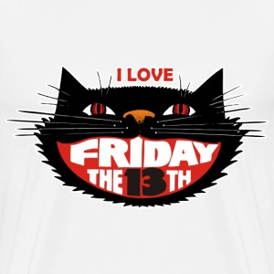 FRIDAY THE 13TH - Männer Premium T-Shirt