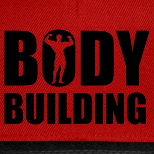bodybuilding_b_1ceps Tee shirts - Casquette snapback