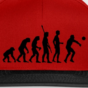 evolution_volleyball_b Bolsas - Gorra Snapback