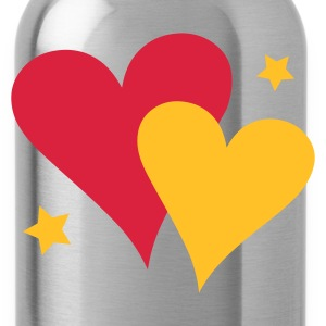 Pair of Hearts - Water Bottle