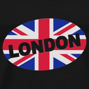 London City, Great Britain, Regenschirm, UK, GB, United Kingdom, Geschenke, gifts, England, Flaggen, flags, eushirt.com - Männer Premium T-Shirt