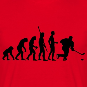 evolution_eishockey_b Sweat-shirts - T-shirt Homme