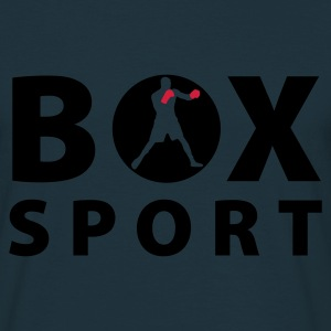 boxsport_c_2c Sweaters - Mannen T-shirt