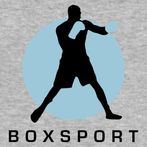 boxsport_2c Hoodies & Sweatshirts - Men's Slim Fit T-Shirt
