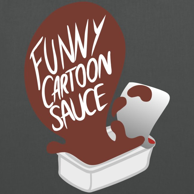 FUNNY CARTOON SAUCE - Mens