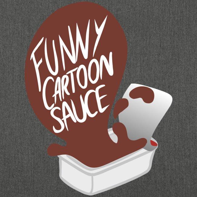 FUNNY CARTOON SAUCE - Mens