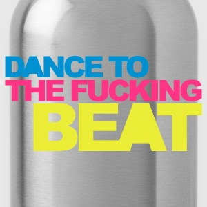 Zwart Dance To The Beat V2 Sweaters - Drinkfles