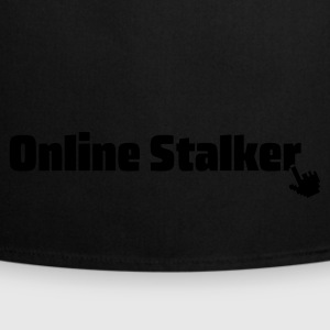 Black online stalker Hoodies & Sweatshirts - Cooking Apron