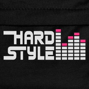 Nero hard style hardstyle equalizer IT Pullover - Zaino per bambini