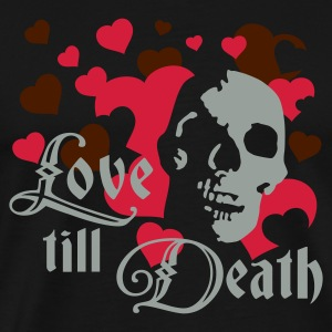 love_till_death_3c Tabliers - T-shirt Premium Homme