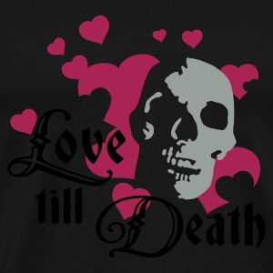 love_till_death_b_3c Tabliers - T-shirt Premium Homme