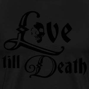 love_till_death_c_1c Tabliers - T-shirt Premium Homme