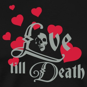 love_till_death_c_2c Tabliers - T-shirt Premium Homme