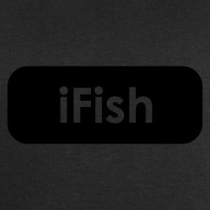 iFish Fishing T-Shirt - Red Print - Men's Sweatshirt by Stanley & Stella