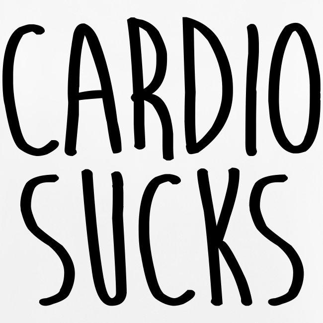 cardio sucks