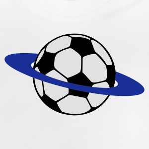 Planeet voetbal Shirts - Baby T-shirt