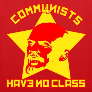 Red Communists Have No Class Men's T-Shirts - Tote Bag