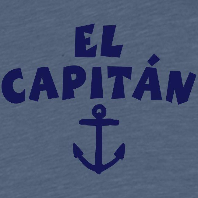El Capitán T-Shirt