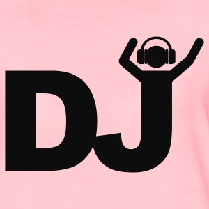 Light pink DJ V2 Hoodies & Sweatshirts - Women's Premium T-Shirt