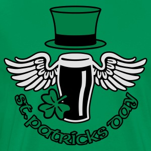 st_patricks_beer Tabliers - T-shirt Premium Homme
