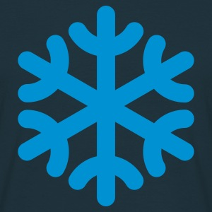 Snowflake, Cap - Men's T-Shirt