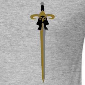Granite Viking fantasy warrior  shield Jacks - slim fit T-shirt