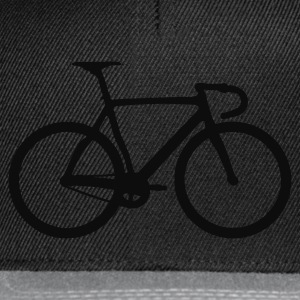 racing  bicycle - Snapback Cap