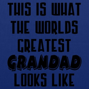 World's Greatest Grandad - Tote Bag